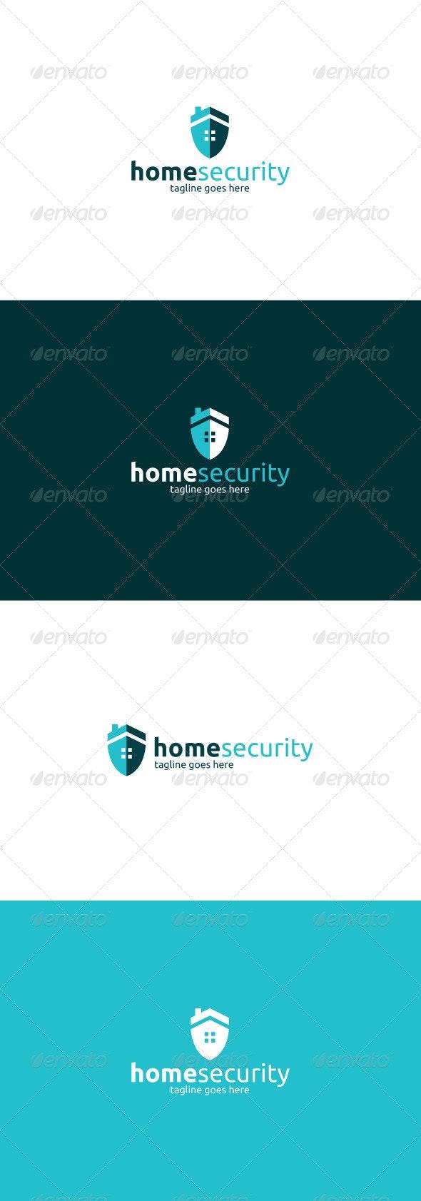 Home Security Logo - Symbols Logo Templates