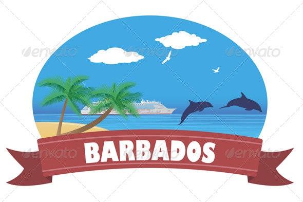 Barbados Travel and Tourism - Travel Conceptual