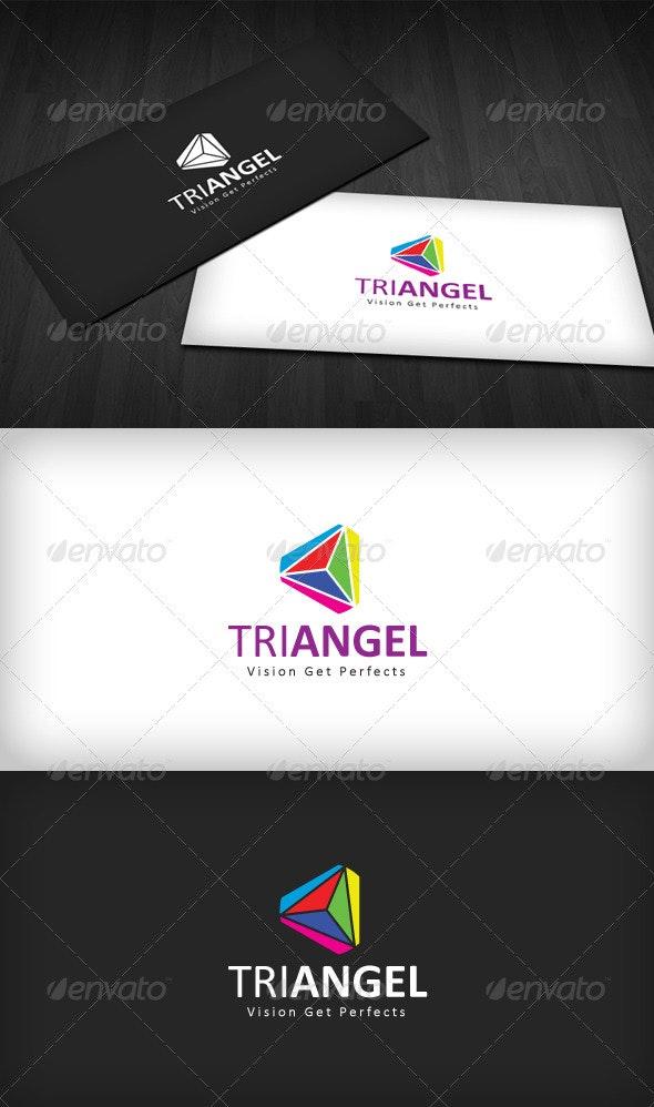 TriAngel Logo - Vector Abstract