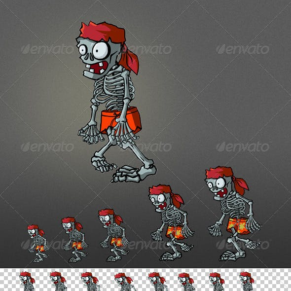Zombie Spritesheet