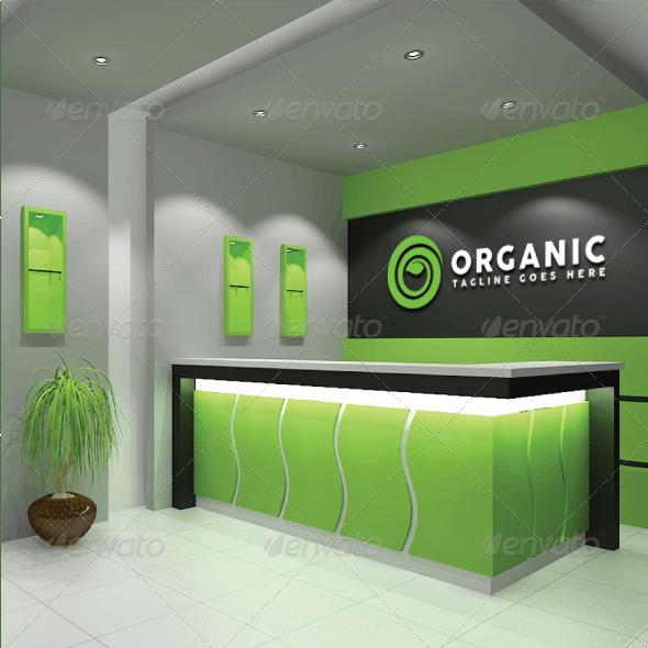 Organic Logo Template