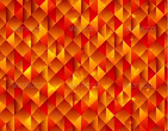 Abstract Tech Bright Background - Backgrounds Decorative