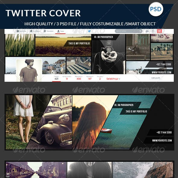 Twitter Photographer Cover