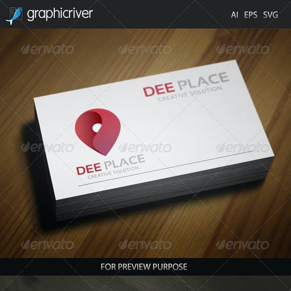 Dee  Place Logo