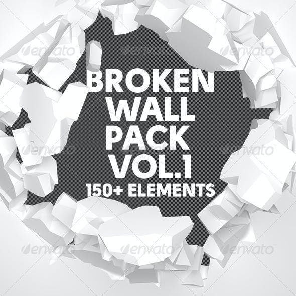 Broken Wall Pack Vol.1