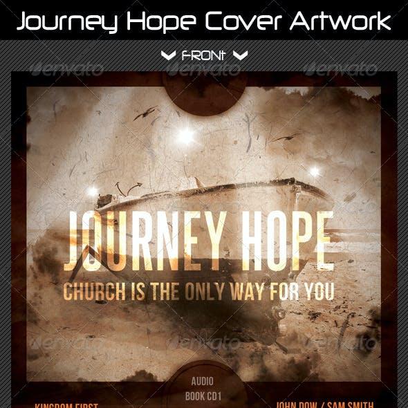 Journey Hope CD Cover Artwork