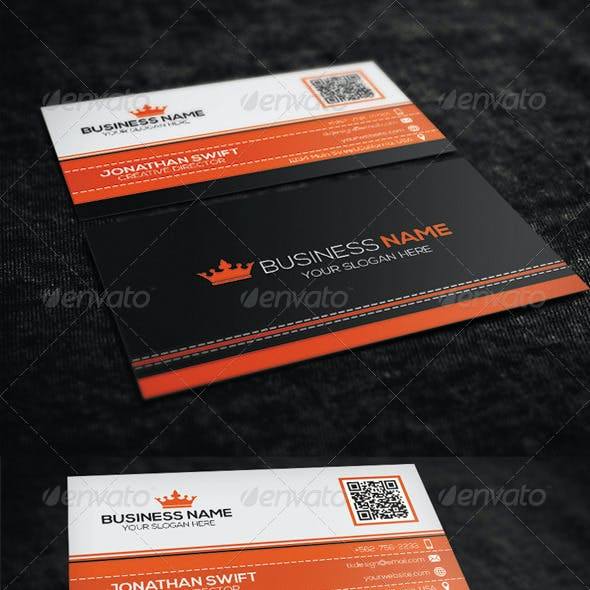 Corporate Business Card  No.06