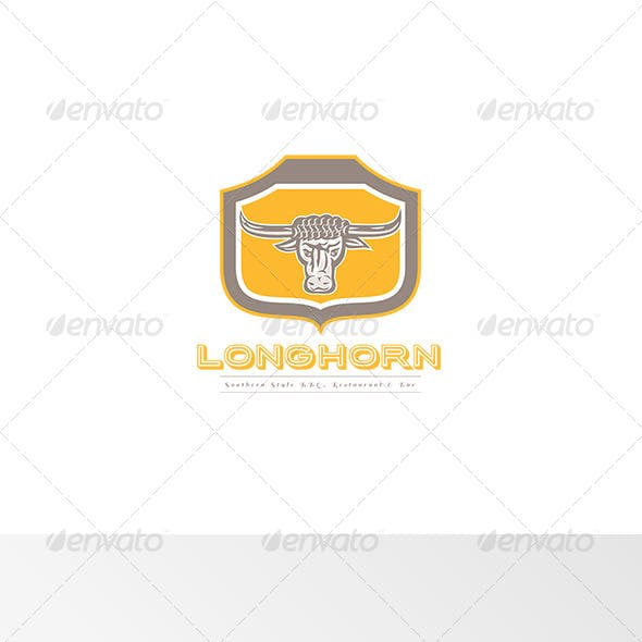 Longhorn Southern Style Restaurant Logo