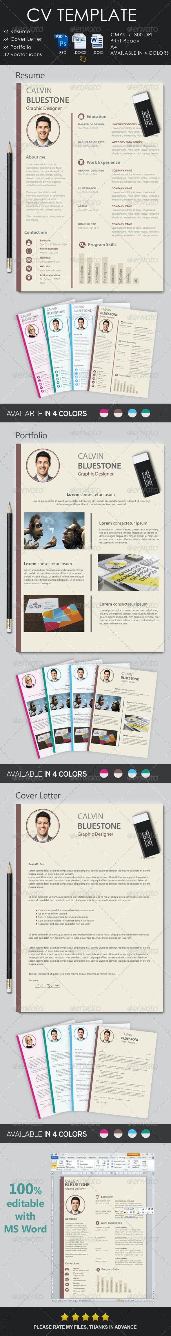 Curriculum Vitae - Resumes Stationery