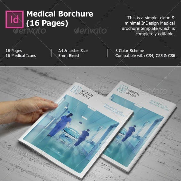 Medical Borchure (16 Pages)