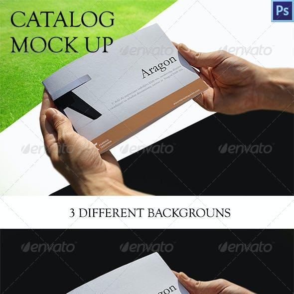 Catalog Mock Up