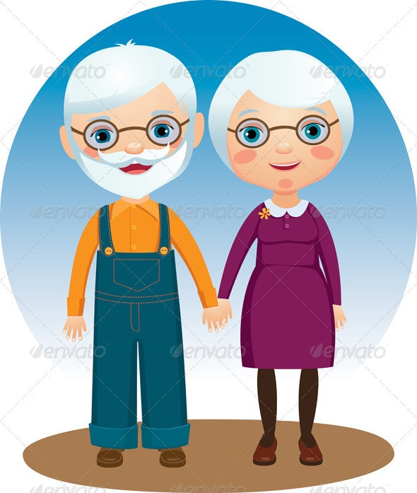 Grandparents - People Characters