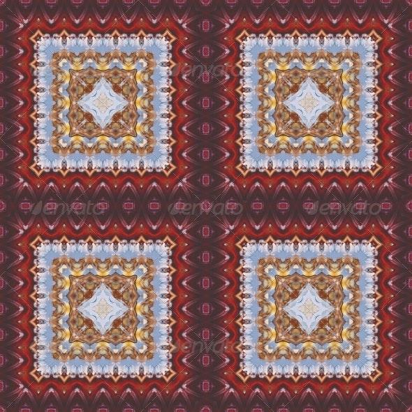 Seamless Pattern, Oil Painting - Patterns Decorative