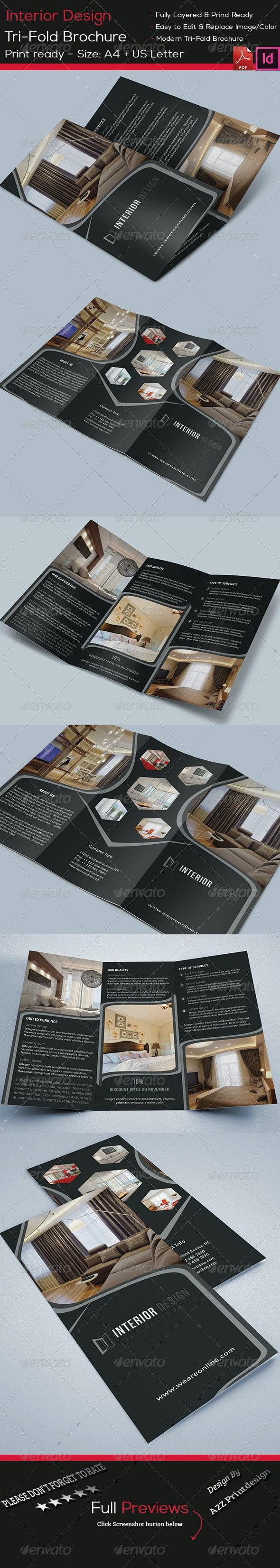 Interior Brochure - Catalogs Brochures