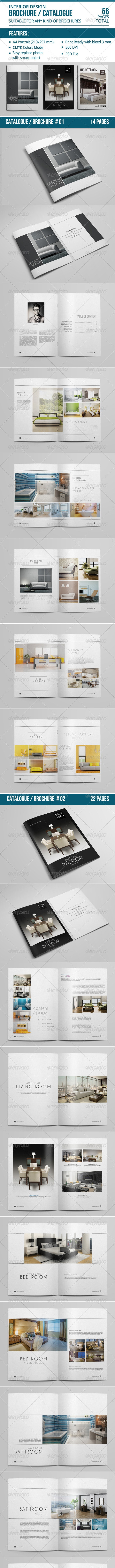 Catalogue / Brochure Bundle Vol. 01 - Catalogs Brochures