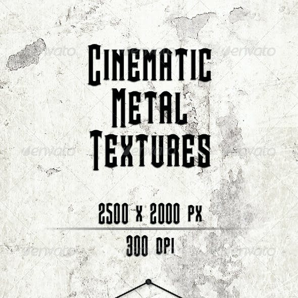 Cinematic Metal Textures