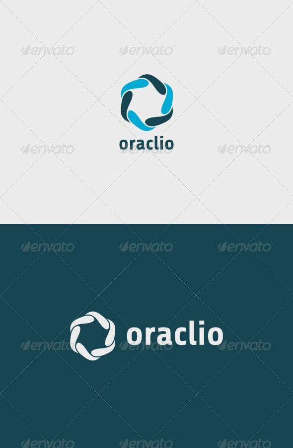 Oraclio Logo - Vector Abstract