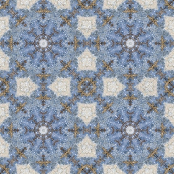 Seamless Watercolor Ornament  - Patterns Decorative