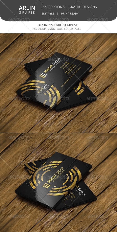 Creative Business Card - Creative Business Cards