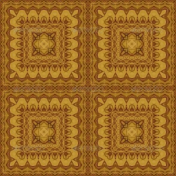 Seamless Graphic Pattern on Veneer - Patterns Decorative