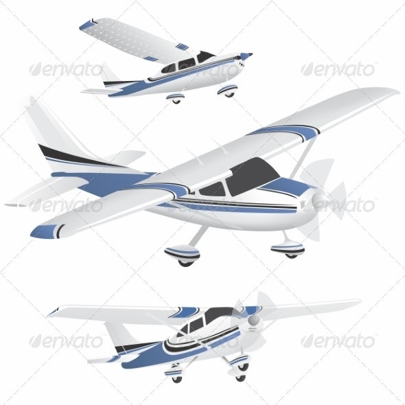 Planes - Industries Business