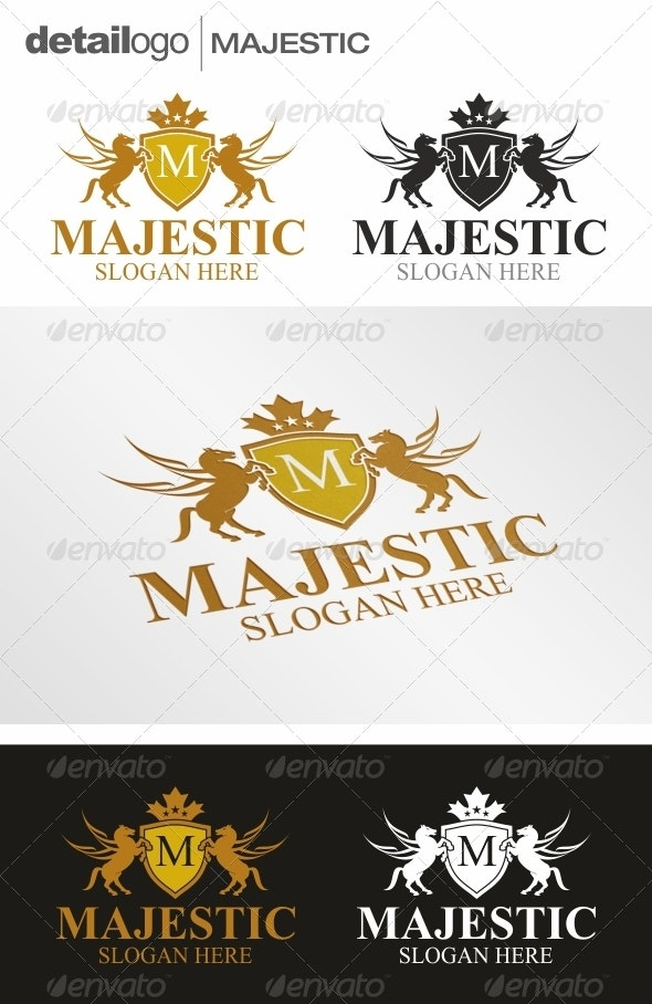 Majestic - Letters Logo Templates