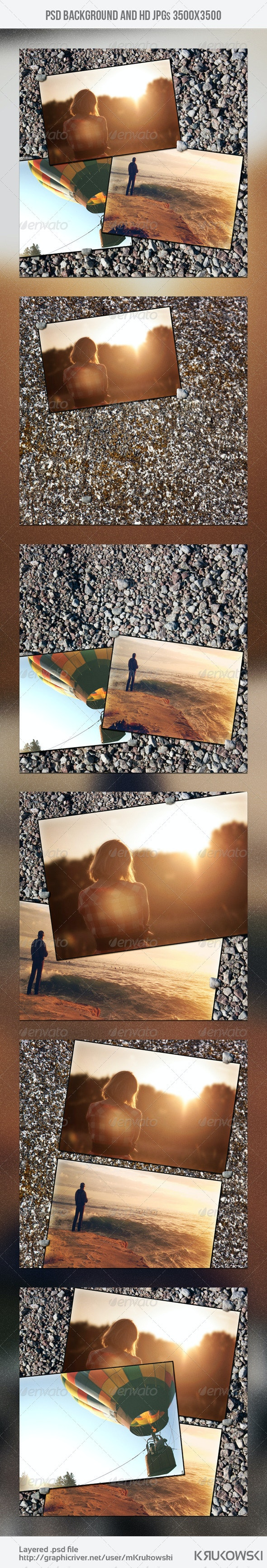 27 Best Photo Templates, Photoshop Effects, PSD Designs & Creation Kits for March 2019