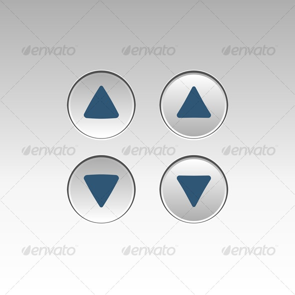 Elevator Buttons - Technology Conceptual