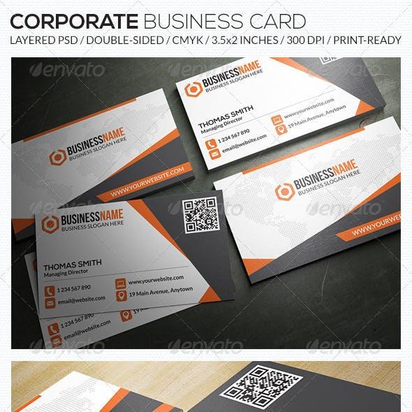Corporate Business Card - RA50
