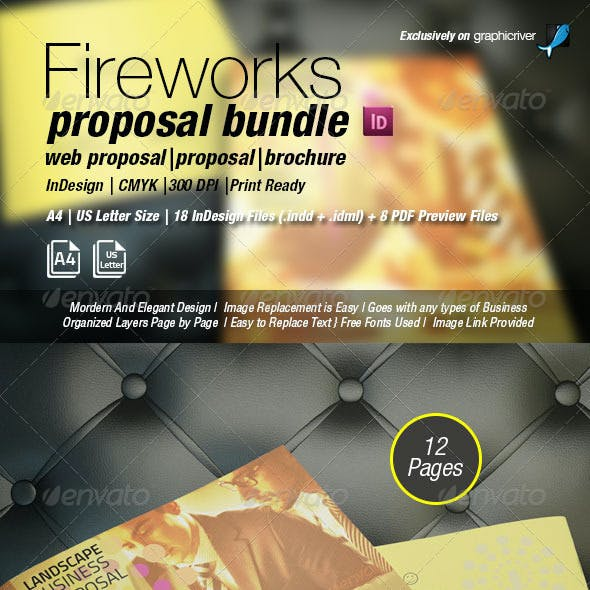 Fireworks Proposal Pack