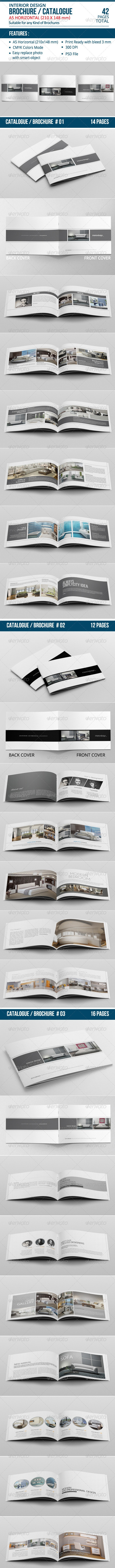 Catalogue / Brochure Bundle Vol. 02 - Catalogs Brochures