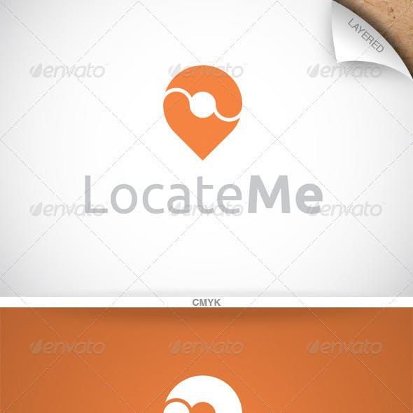 Locate Me Logo