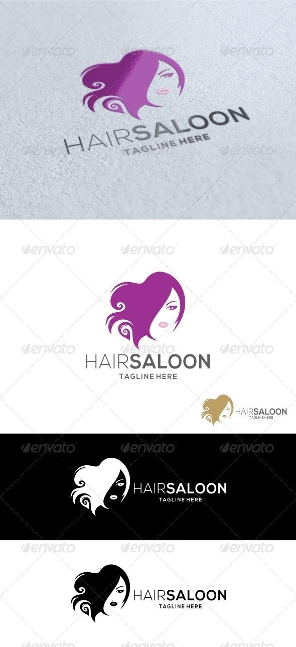 Hair Salon Logo - Logo Templates