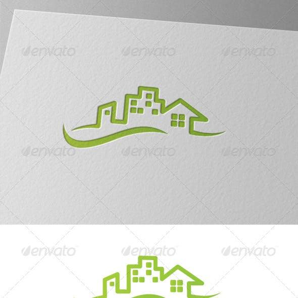 Home River City Real Estate Logo