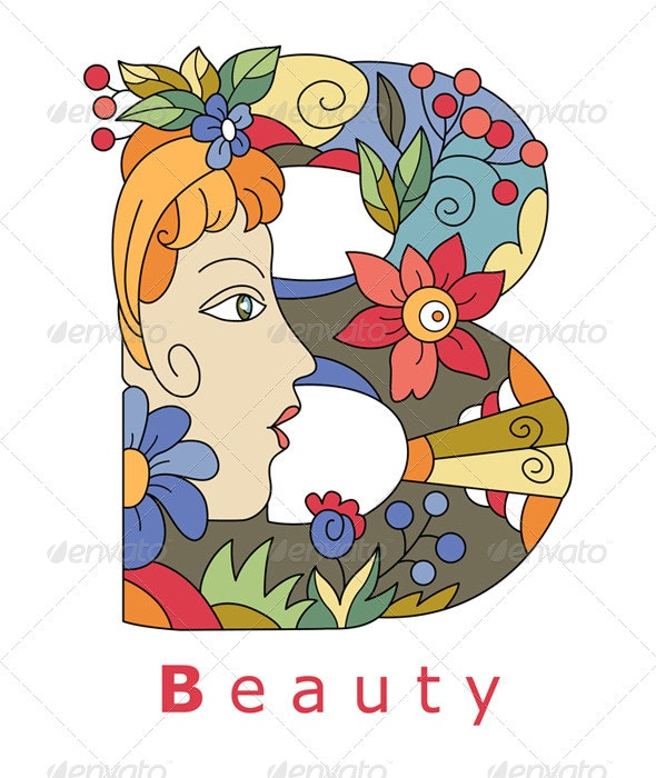 B-Beauty - Decorative Symbols Decorative