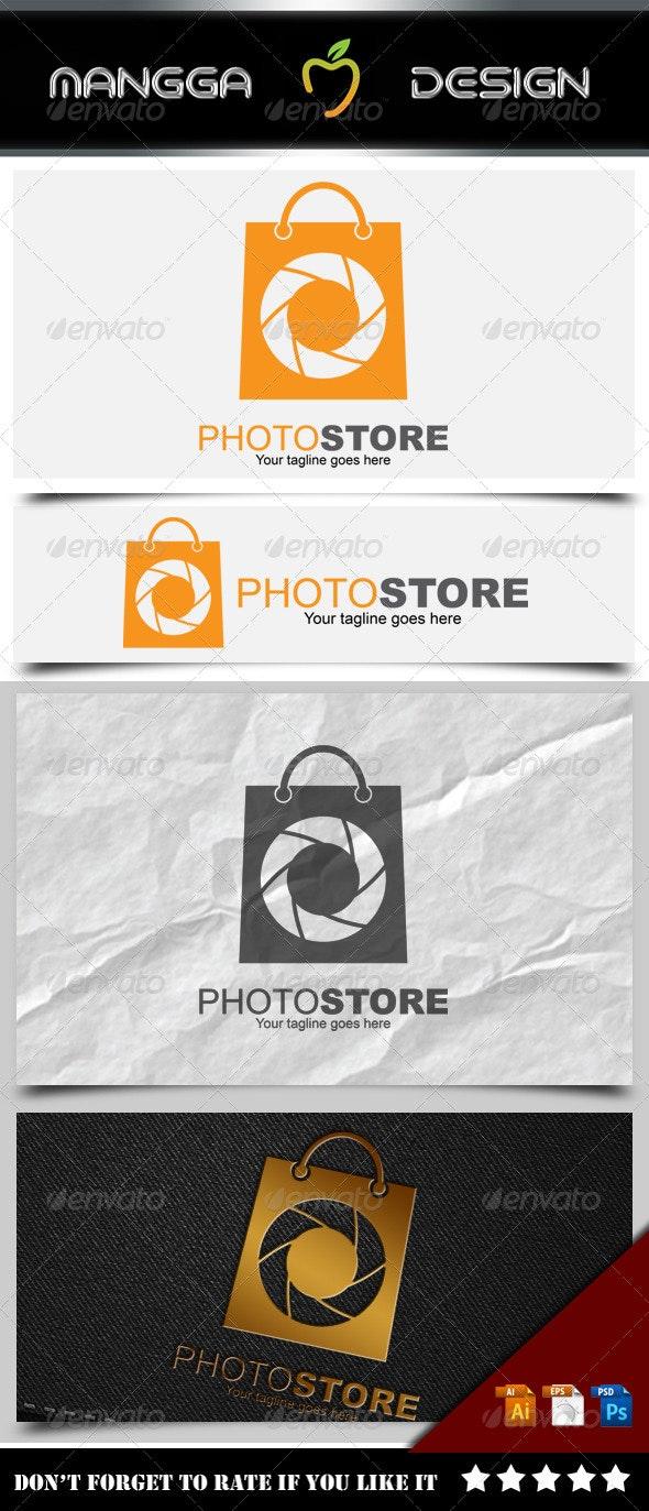 Photo Store Logo - Symbols Logo Templates