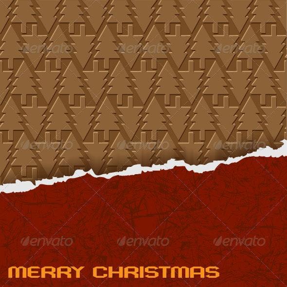 Christmas Chocolate - Christmas Seasons/Holidays