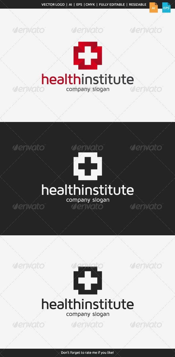 Health Institute Logo - Symbols Logo Templates