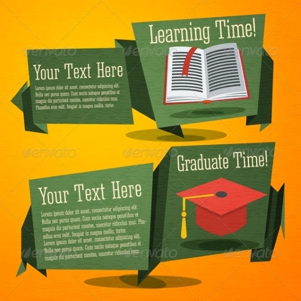 Back to School Banners - Miscellaneous Conceptual