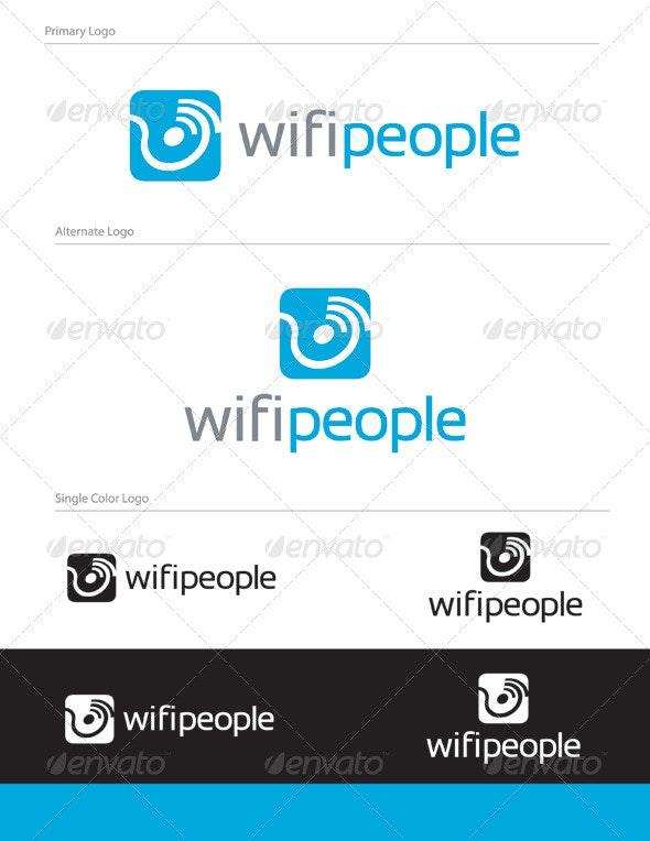 Connection Logo Design - ABS-003 - Abstract Logo Templates