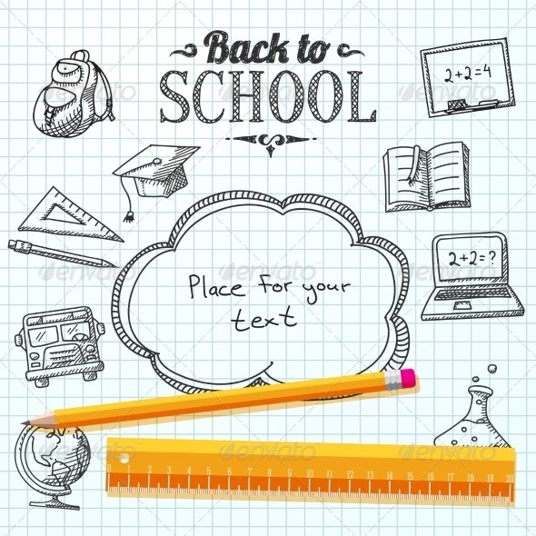Back to School Paper - Miscellaneous Conceptual