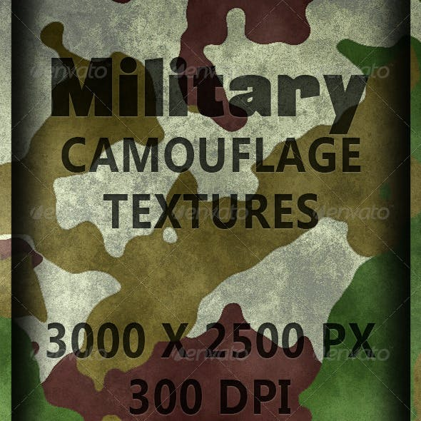 Military Camouflage Textures