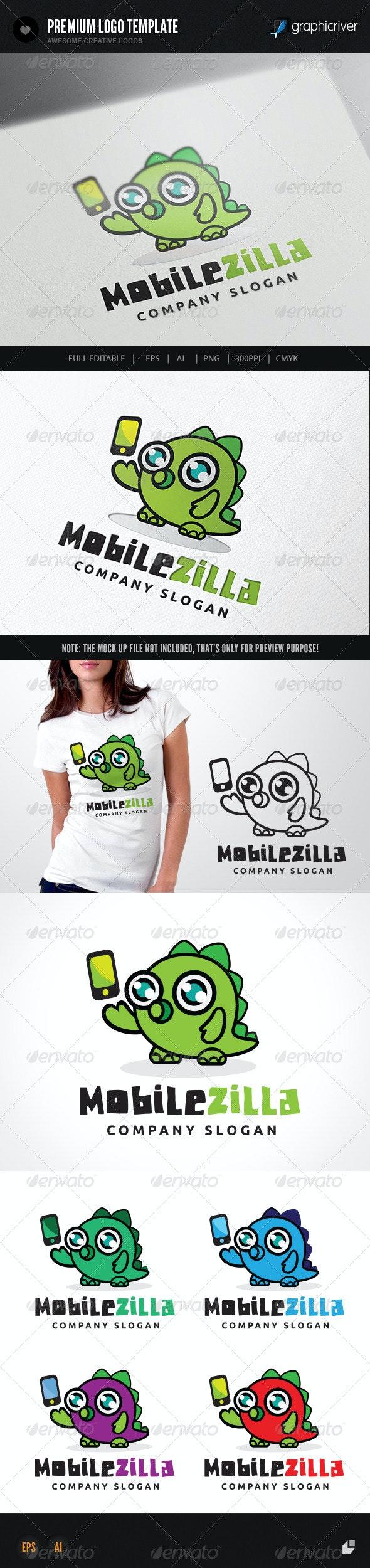 Mobile Zilla  - Animals Logo Templates