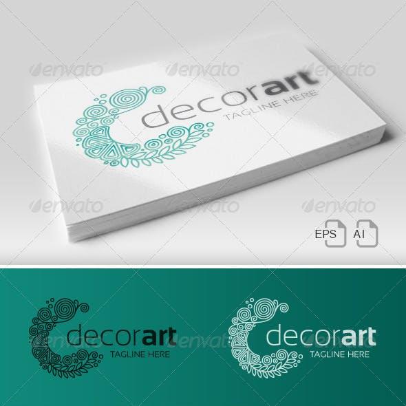 Decor Art Logo