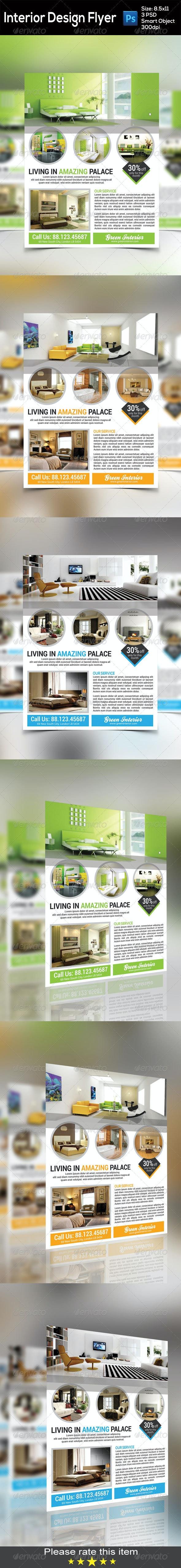Interior Flyer - Commerce Flyers