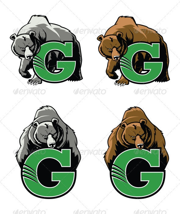 Grizzly - Animals Characters