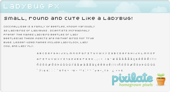 Ladybug px