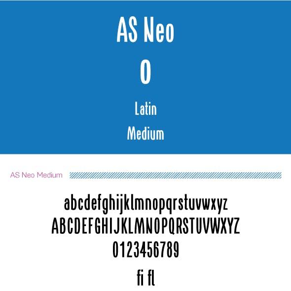 AS Neo Medium