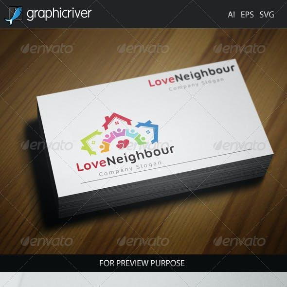 Love Neighbour Logo