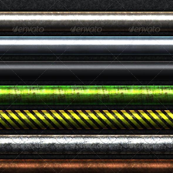 10 Metal Bar Styles
